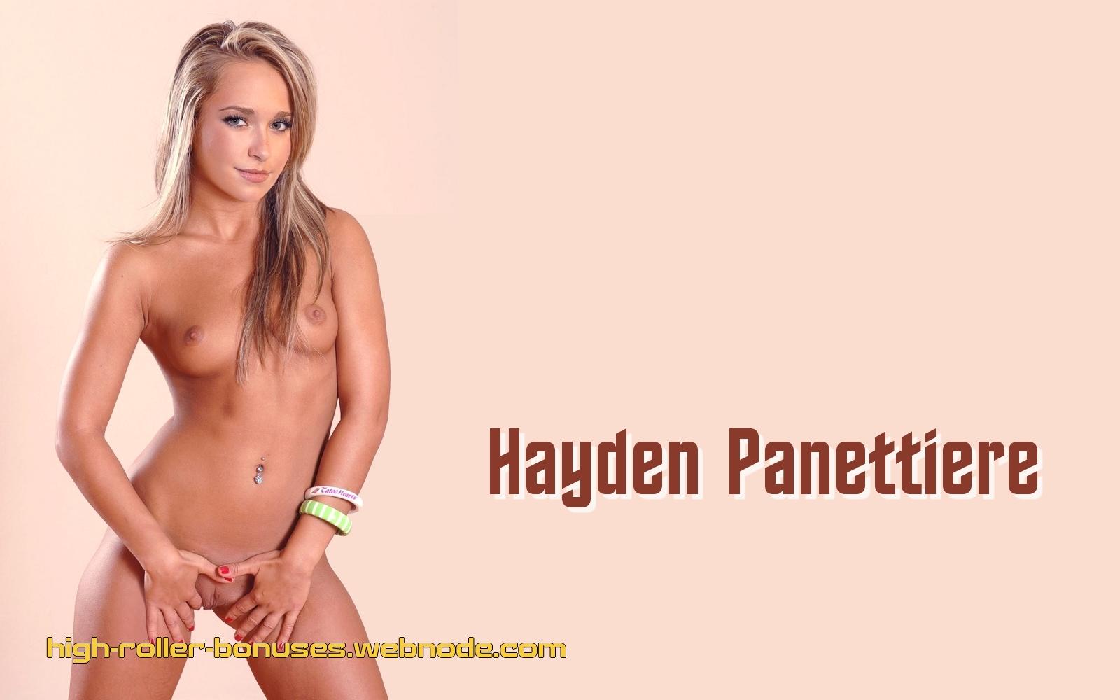 Hayden icloud panettiere naked