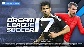 Dream League Soccer DLS 2017 Mod Apk + Data (Unlimited Money)