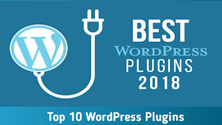 Top 10 Popular WordPress Plugin 2018