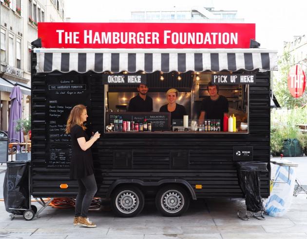 The Hamburger Foundation en Ginebra Las mejores hamburgueserías del mundo