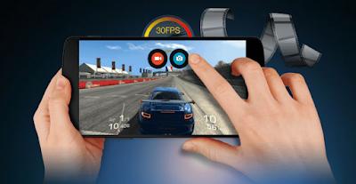 تصوير شاشه الهاتف  تطبيق يتيح لك تسجيل الفيديو و التقاط الصور