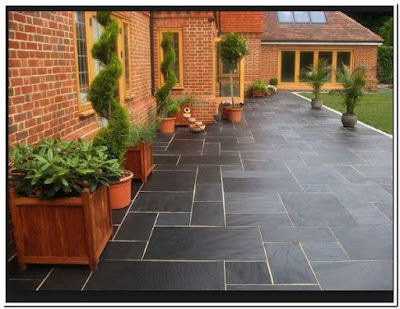Filling Gaps In Patio Slabs Dublin
