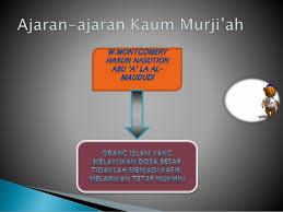 Paham Murji'ah