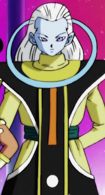 dragon ball super universe 1 angel