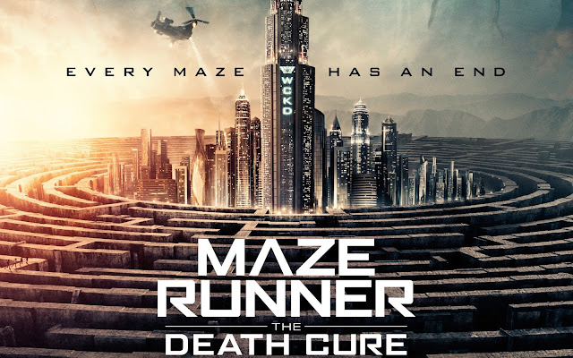 Review Maze Runner: The Death Cure (2018)