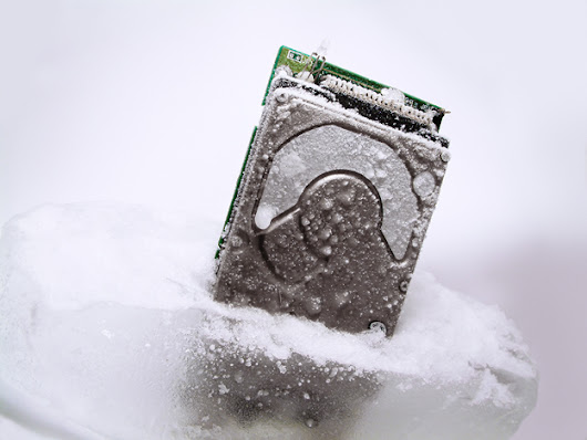 Water Damaged Your Hard Drive? Reasons Why They Don't Work & What You Can Do About It