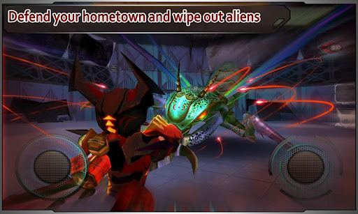 Star Warfare Alien Invasion HD APK + DATA 2.20.21 Unlimited Gold