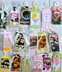 Click below to see my Spring Tag Project