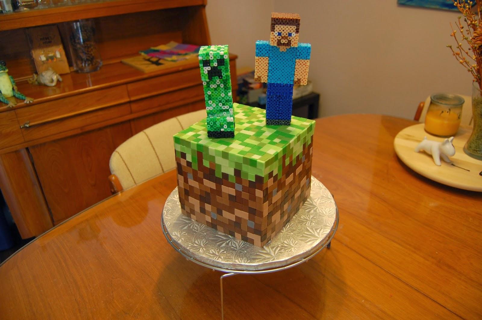 Decorao De Festa Tema Minecraft