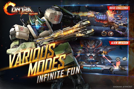 Garena Contra: Return Apk Latest