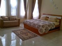 Sewa villa di puncak murah 5 kamar - Villa Benfika