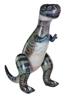 Dinosaur Stegosaurus Garden Ornament