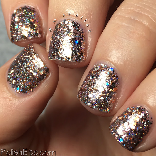 KBShimmer - Winter 2016 Collection - McPolish - Haute Mess