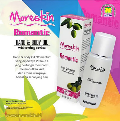 Moreskin Hand and Body Oil