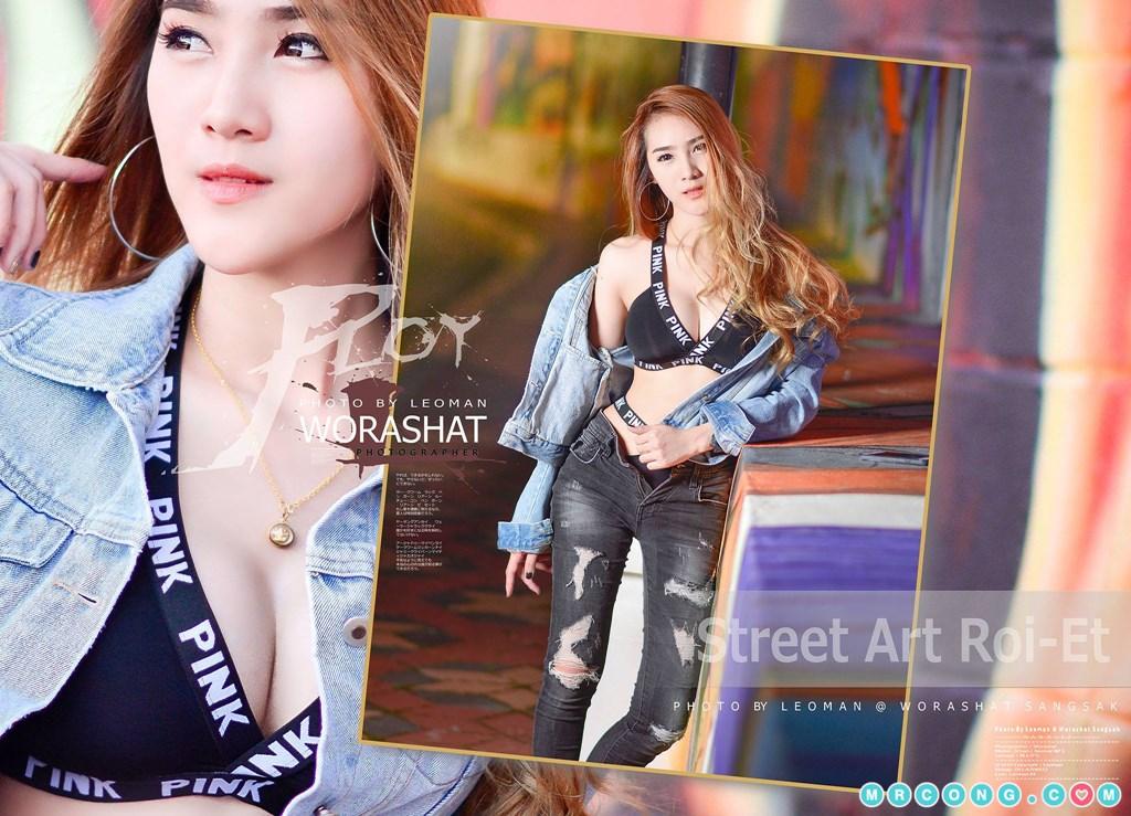 Image Thai-Model-No.347-Ployrawee-Chantra-MrCong.com-007 in post Thai Model No.347: Người mẫu Ployrawee Chantra (30 ảnh)