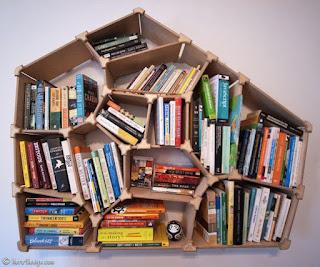 ชั้นวางหนังสือ