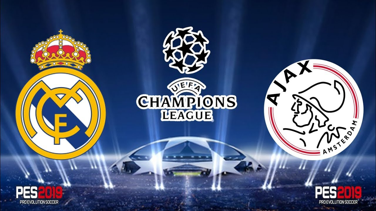 Assistir Real Madrid x Ajax ao vivo 05/03/2019 online
