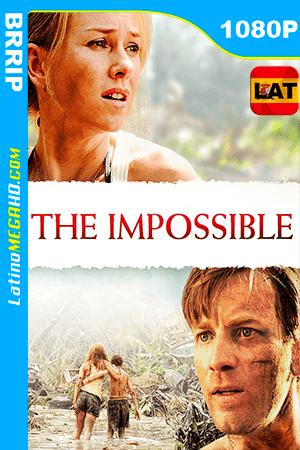 Lo Imposible (2012) Latino HD 1080P ()