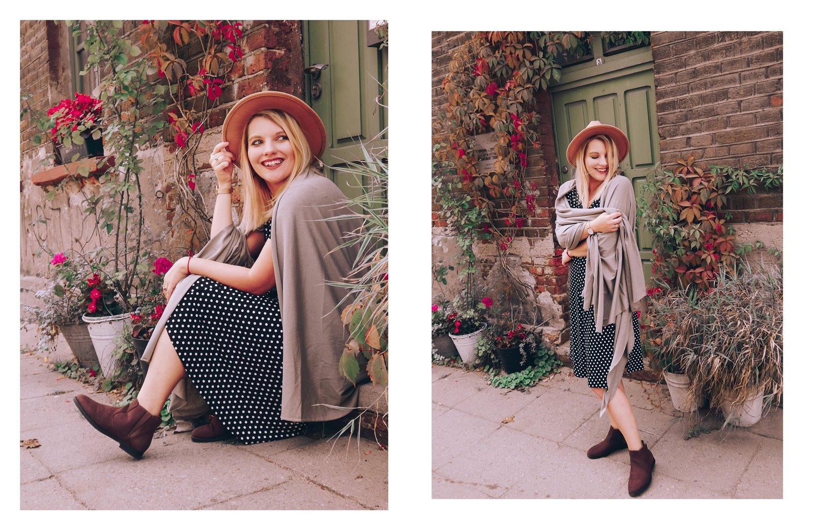 6a jak zdobyć popularność na instagramie oszustwa kłamstwa blogerów jak blogosfera kłamie reklamy na blogach facebooku stylizacja blog łódź melodylaniella bonprix sukienka kapelusz hot moda cado szal sukienka