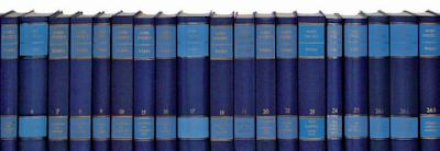 Bild von einigen Bänden der Marx-Engels-Werke (MEW)
