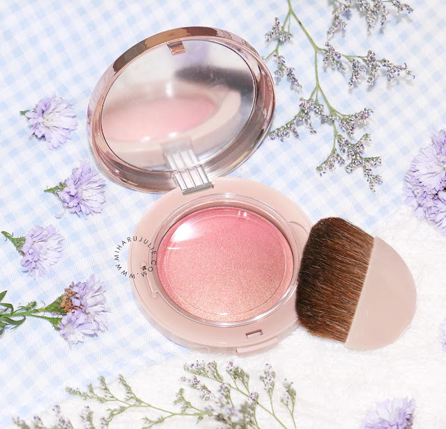 Mineral Illuminated Shimmer Blusher VOV review
