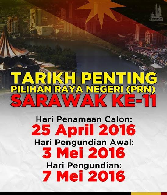 Pilihanraya Umum Negeri Sarawak ke 11