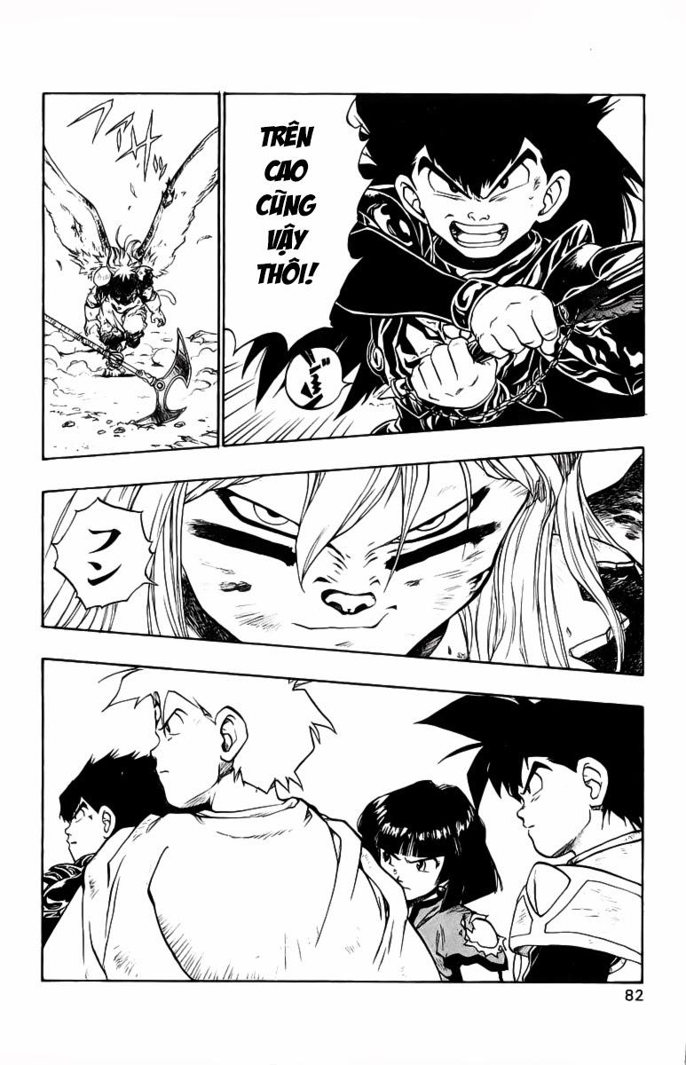 Dragon Quest: Emblem of Roto chapter 31 trang 30