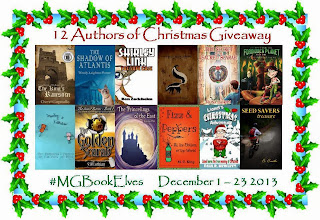 http://www.ninjalibrarian.com/2013/12/the-twelve-authors-of-christmas.html