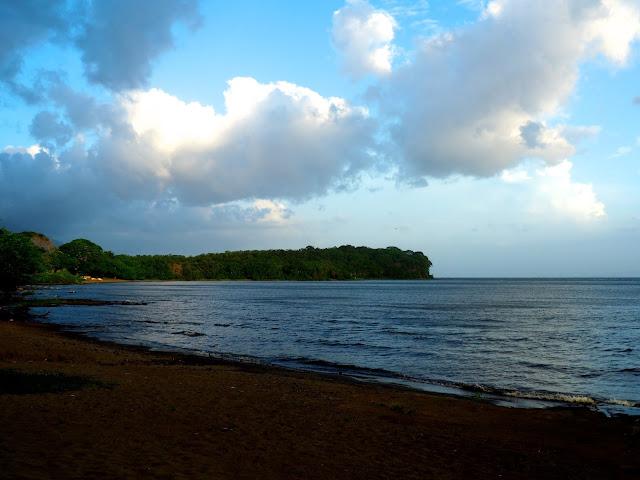 Beach on Ometepe Island, Nicaragua