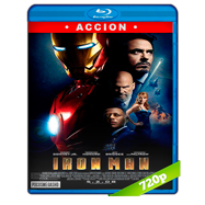 Iron Man (2008) BRRip 720p Audio Dual Latino-Ingles