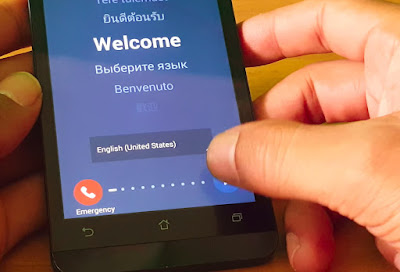Update Firmware Zenfone 5