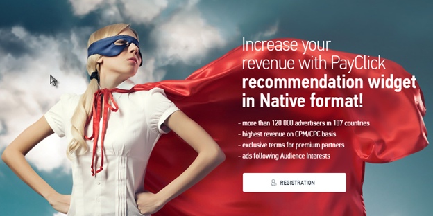 Review Payclick, Jaringan Iklan Terbaru Yang Cocok Untuk Pemula
