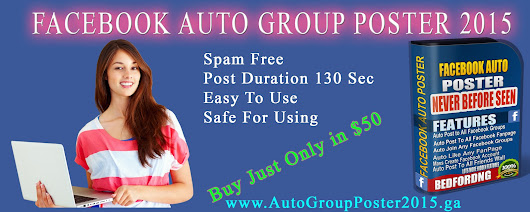 Auto Post on Facebook Using Facebook Auto Group Poster 2015
