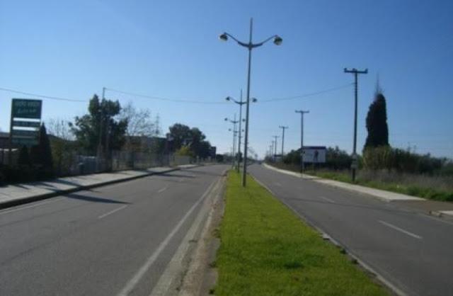 Πρέβεζα: Εκτεταμένες εργασίες ηλεκτροφωτισμού σε δρόμους της Πρέβεζας