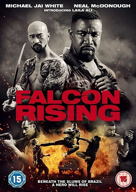 Falcon Rising 2014 Dual Audio Hindi 950MB BluRay 720p