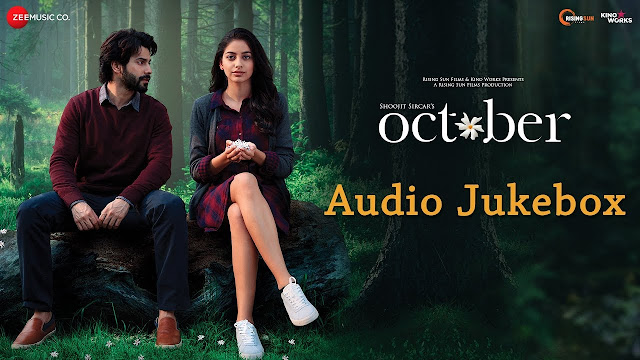 Chal Song Lyrics | October | Monali Thakur | Shantanu Moitra | Varun Dhawan