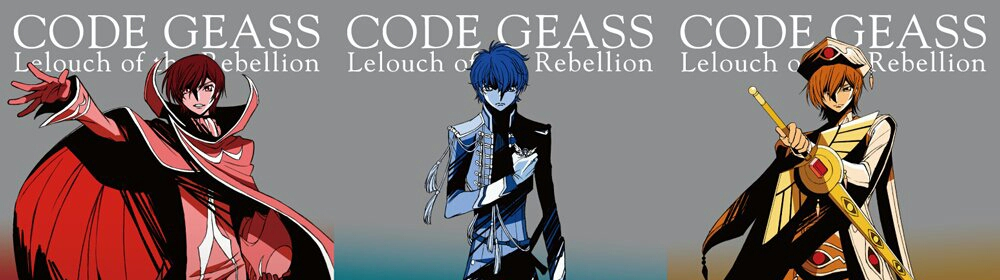 Code Geass Anime Compilation Film Posters, Trailer And Release Date Revealed.