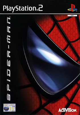 Spider-Man 2002 PS2 PAL Spanish