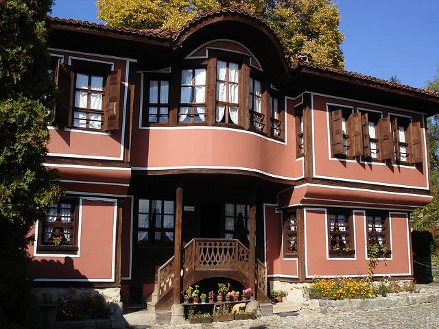 Casa Kableshkova, Koprivshtitsa, Bulgaria