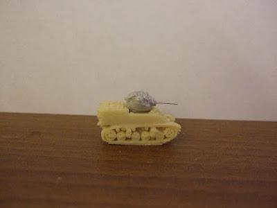 Light Tank M5