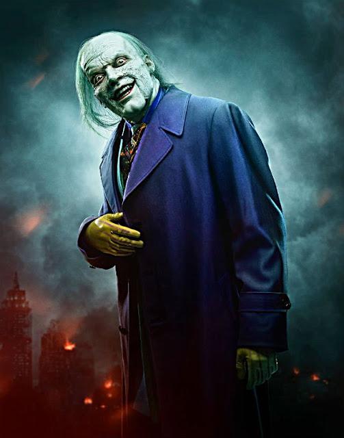 Dizide ilk görüldüğü andan itibaren Joker olacağından emin olduğumuz, Cameron Monaghan tarafından canlandırılan Jeremiah karakteri
