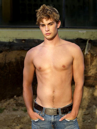 Chace Crawford Workout and Diet Secret | Muscle world