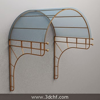 free 3d model canopy