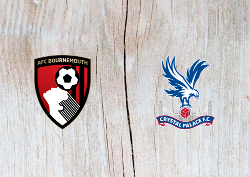 Bournemouth vs Crystal Palace Full Match & Highlights 01 October 2018