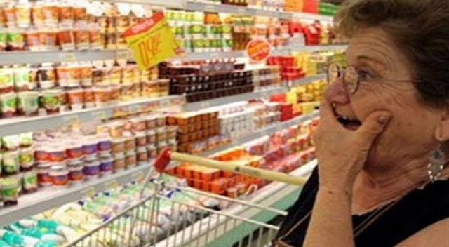 Hiperinflación en Venezuela: Precios de locura y horror