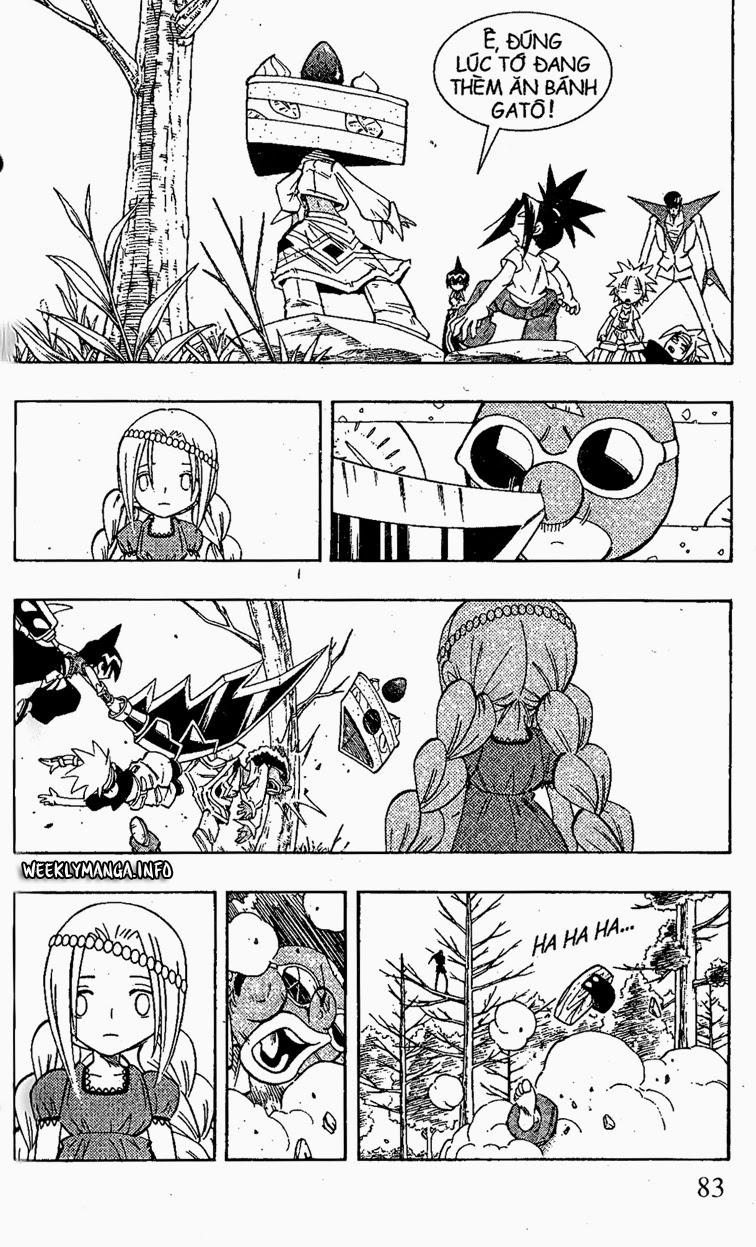 Shaman King [Vua pháp thuật] chap 207 trang 26