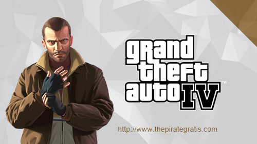 Download Grand Theft Auto IV: GTA 4 (PC) Completo via Torrent