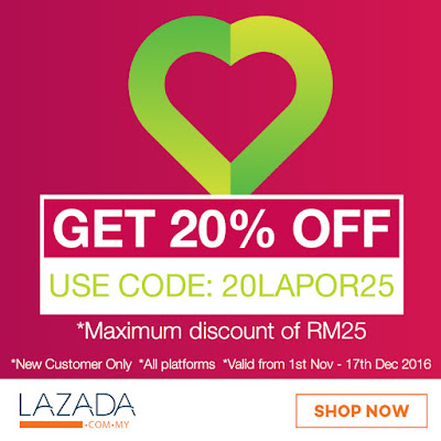Click here for the 20% discount voucher!