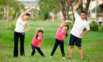 Mỗi ngày tập thể dục 30 phút giúp kéo dài sức khỏe và thể lực