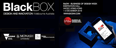 BoDW Hong Kong - BlackBOX - Design and Innovation | Melbourne Australia